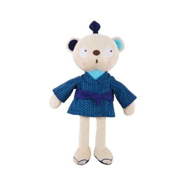 TUC TUC Ursinho pelúcia kimono azul