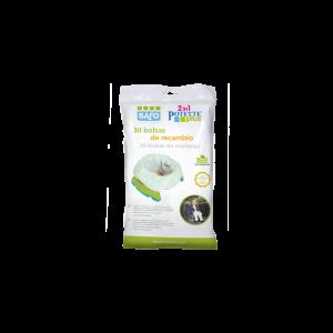 Saro - Sacos para Redutor/Sanita 2in1 Potette Plus