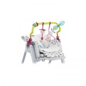 Chicco - Kit Brinquedos + Redutor Para Polly Progres5 e Polly 2 Start