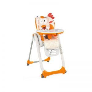 CHICCO Cadeira Polly 2 Stardt - Fancy Chicken