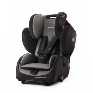 Recaro - Cadeira Auto Young Sport Hero - Carbon Black