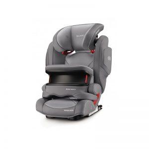 Recaro - Cadeira Auto Monza Nova IS - Aluminium Grey