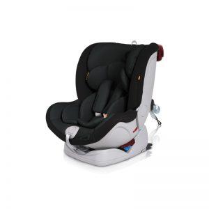 Apramo One - Cadeira Auto Grupo 0/1/2/3 Black