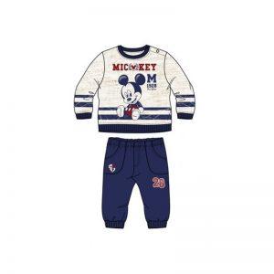 Disney Baby - Fato de Treino Mickey Azul