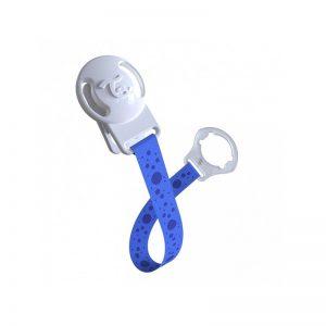 Twistshake - Corrente Porta Chupetas Azul