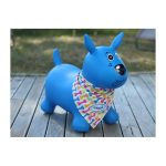 Ludi – Cão Saltitão Azul