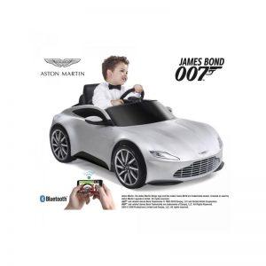 Feber - 007 Aston Martin 6V R/C com Controlo