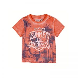 """Bóboli - T-shirt Menino """"Summer is Coming"""""""