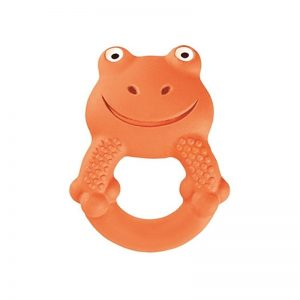 "MAM - Mordedor ""Max The Frog"" Laranja"