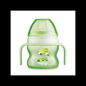 MAM - Primeiro Copo 150 ml +4m - Verde