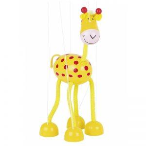 Goki - Marioneta Girafa