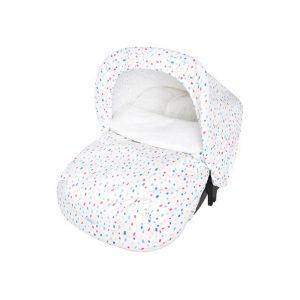 Tuc Tuc - Saco de Inverno Ovinho Confetty Rain