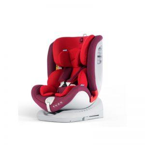 Apramo All Stage- Cadeira Auto Grupo 0/1/2/3 Chilli Red