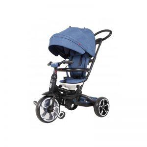 Q Play - Triciclo Evolutivo Prime Azul
