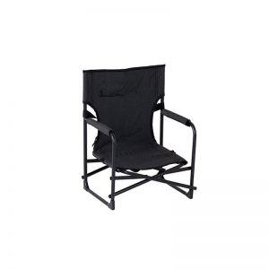 Isabella - Cadeira de Campismo Dark Grey
