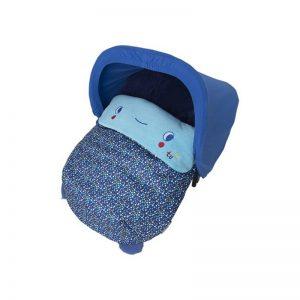 Tuc Tuc - Saco de Inverno Ovinho Enjoy & Dream Azul
