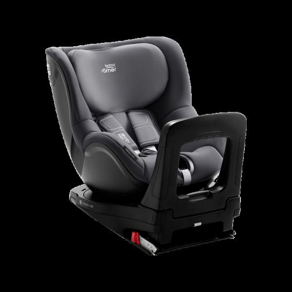 Redutor Britax Römer para Cadeira de automóvel DualFix 2 R preto para recém nascido