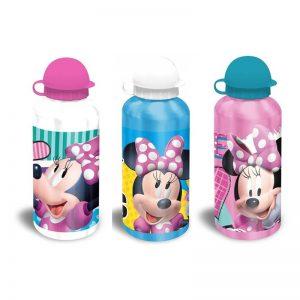 Disney - Garrafa de Alumínio Minnie 500 ml