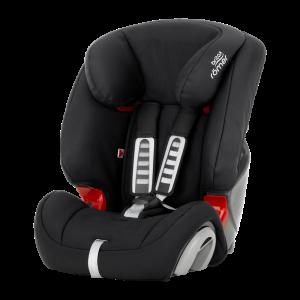 Britax Römer - Cadeira Auto Evolva 1-2-3 - Cosmos Black