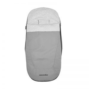 Easywalker - Footmuff Harvey Cloud Grey
