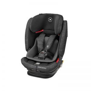 Bebé Confort - Cadeira Auto Titan Pro Isofix - Nomad Black
