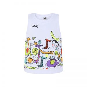 Tuc Tuc - T-Shirt Sem Mangas - Fruit Festival