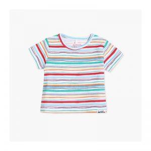 Bóboli - T-Shirt para bebé menino - Playing On