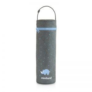 Miniland - Thermibag Sliky 500ml - Azul