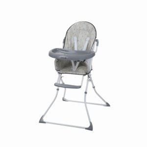 Safety 1st - Cadeira de refeição Kanji - Cinza