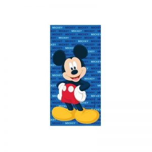 Disney - Toalha de Praia Microfibra Mickey