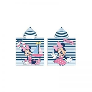 Disney - Poncho Microfibra Minnie
