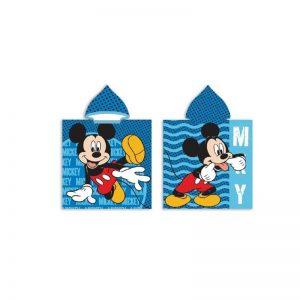 Disney - Poncho Microfibra Mickey