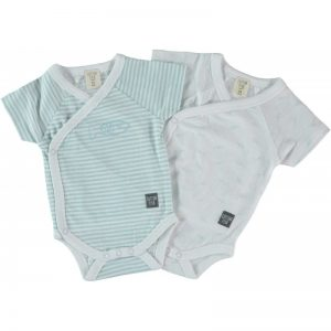Cotton Fish - Pack 2 bodies - Azul