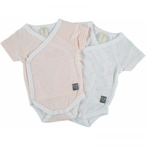 Cotton Fish - Pack 2 bodies - Rosa