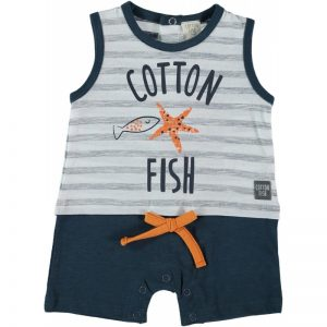 Cotton Fish - Bodie Starfish - Azul Marinho