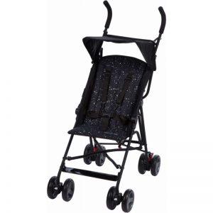 Safety 1ST - Carrinho Flap - Splatter Black