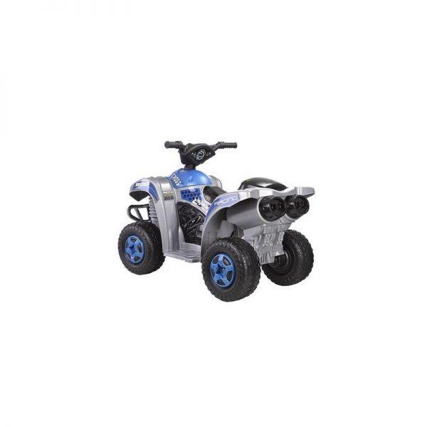 Feber - Quad King Cross Blue 6V