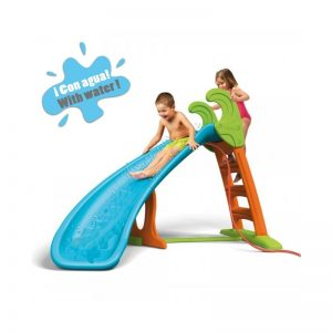 Feber - Escorrega Curve Slide com Água