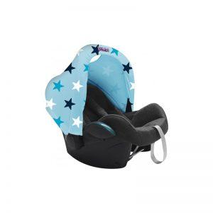 Dooky Original Hoody Blue Stars (Novo Design)