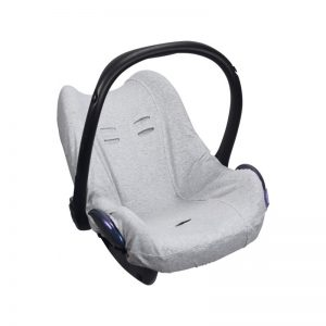 Dooky Seat Cover 0+ Light Grey Melange