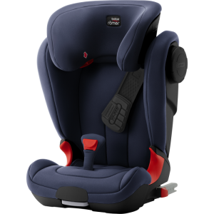 BRITAX Römer - Cadeira Auto KidFix II XP SICT Black Series - Moonlight Blue