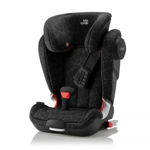 BRITAX Römer - Cadeira Auto KidFix II XP SICT Black Series - Crystal Black