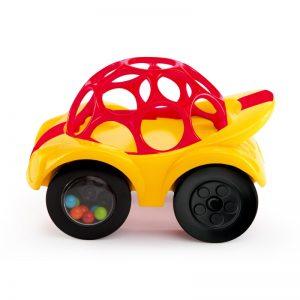 Bright Starts - Carro Oball - amarelo