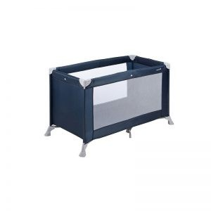Safety 1st - Cama de Viagem Soft Dream Navy Blue