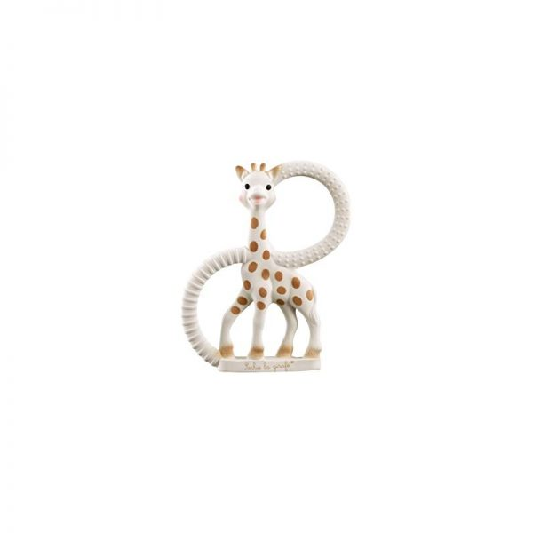 Sophie la Girafe - Anel de dentição So Pure - 100% natural - Extra maleável