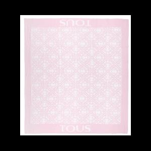 Tous Baby - Manta Reversível Nilo Rosa