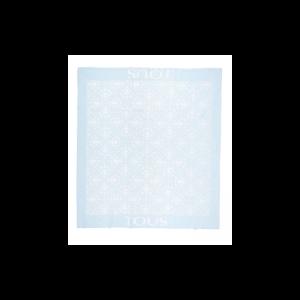 Tous Baby - Manta Reversível Nilo Azul