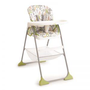 Joie - Cadeira de Refeição Mimzy Snacker 123 Artwork