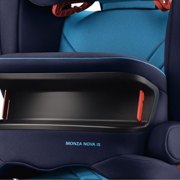 Recaro - Cadeira Auto Monza Nova IS - Performance Black
