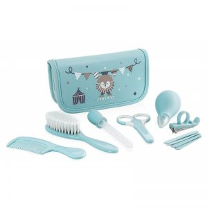 Miniland - Kit de Higiene Azul